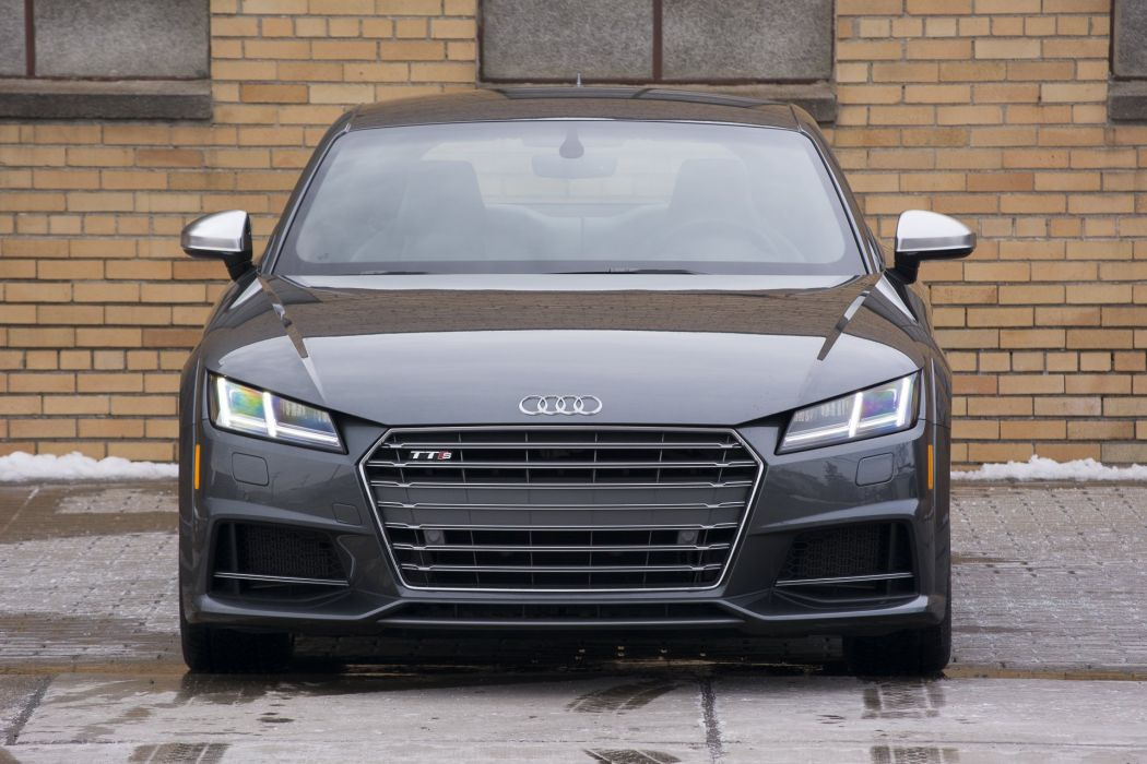 2016 Audi TTS cars coupe wallpaper