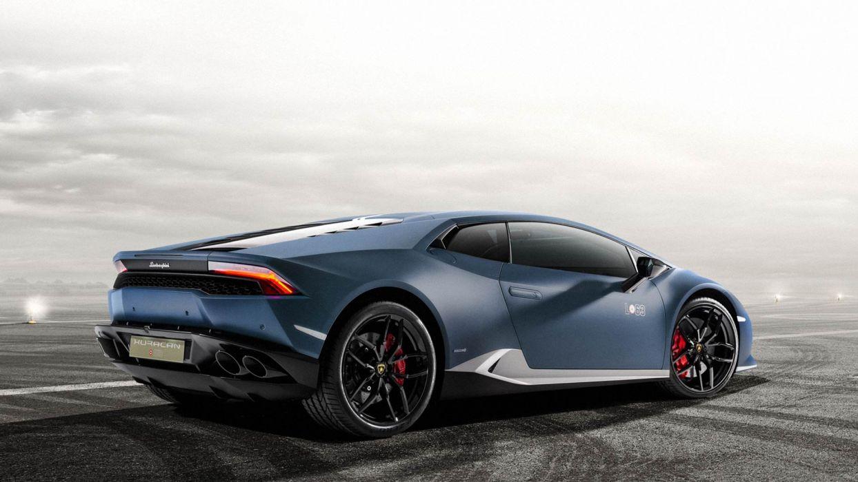 2016 Avio cars geneva huracan Lamborghini modified Motor Pays show tribute wallpaper