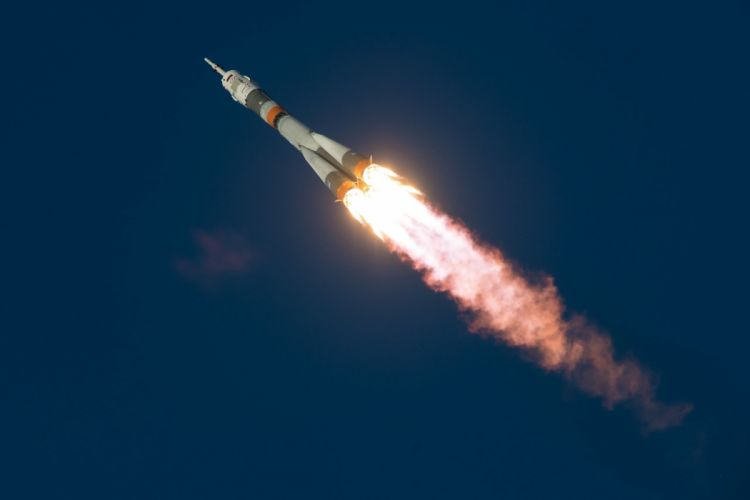 cohete espacial vehiculo satelite wallpaper