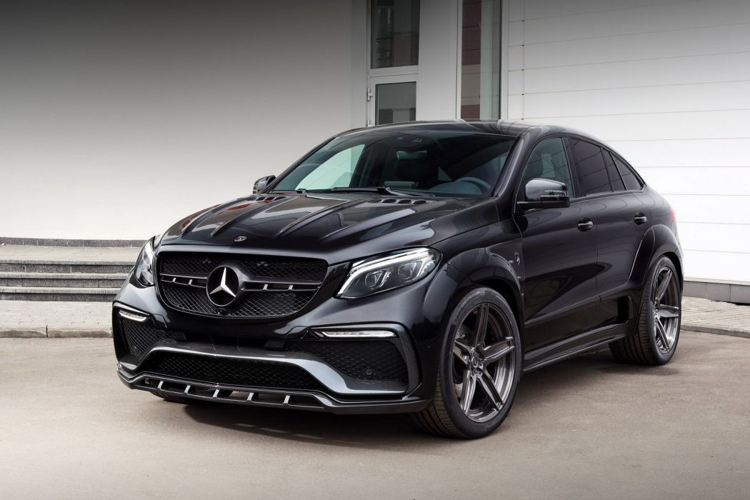 Topcar Inferno Mercedes Benz Gle Coupe Cars Suv Black Modified Wallpaper 1600x1067 918862 Wallpaperup
