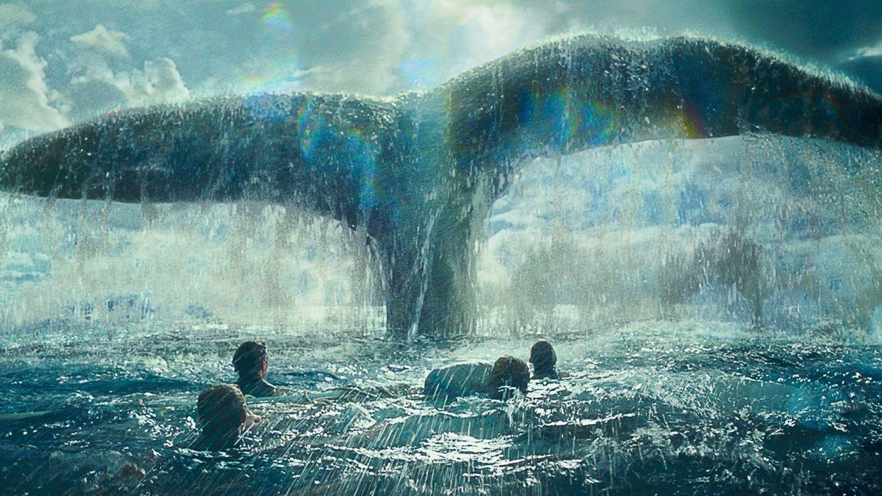 WHALE whales fish underwater ocean sea sealife art artwork fantasy wallpaper