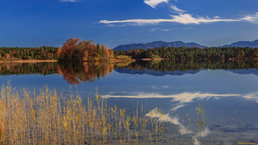 lake autumn wallpaper