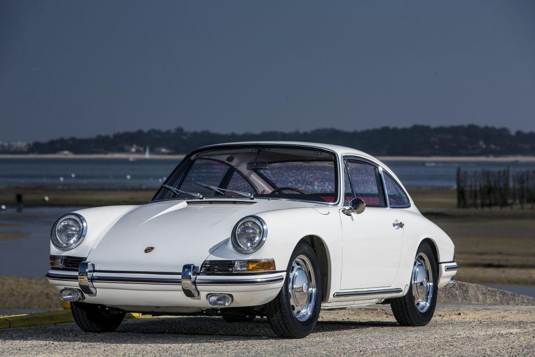 Porsche 911 2 litres Coupe (901) cars classic 1964 1967 wallpaper