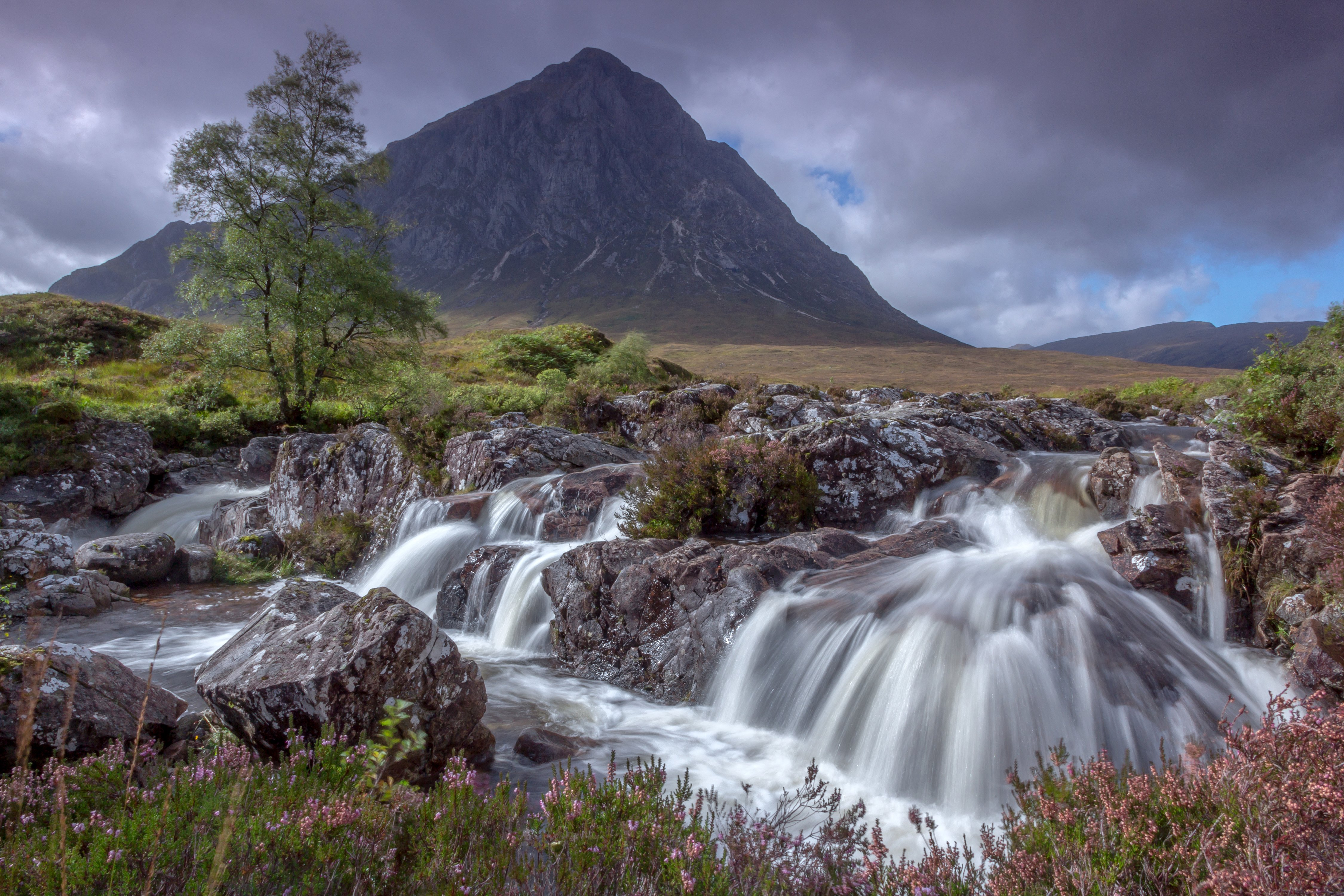 scotland natural scenery mountains - photo #2