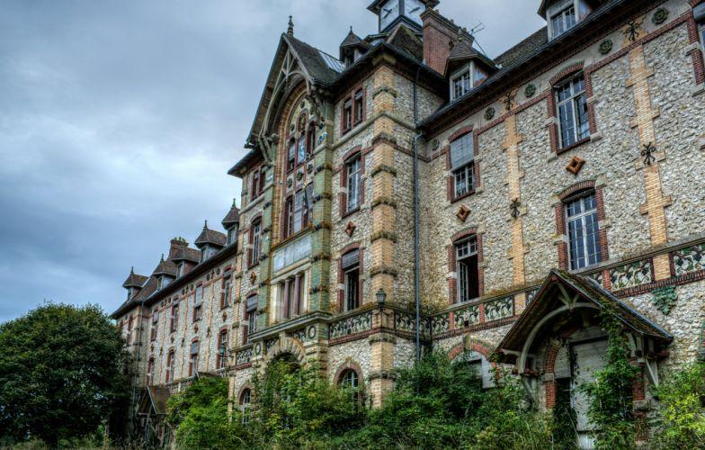France Castles Chateau Gaillard Cities wallpaper