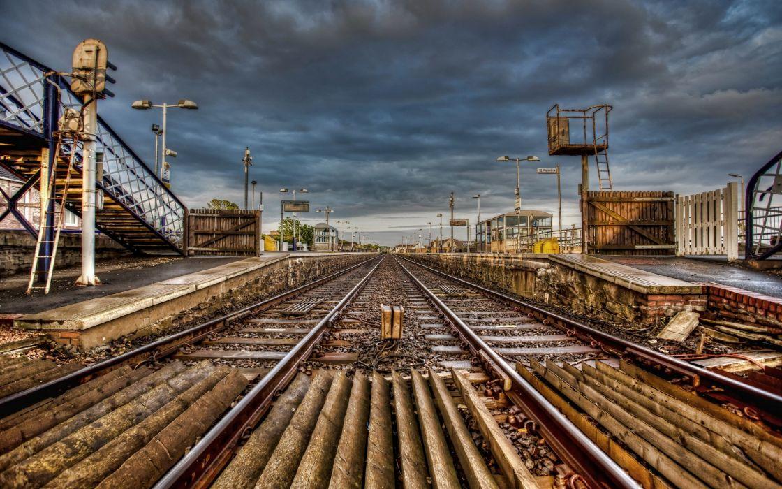 Railroad Cities wallpaper