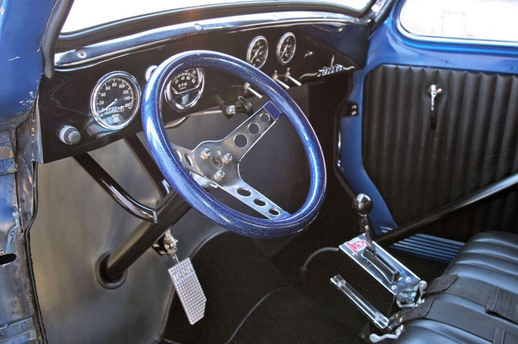 1941 Willys Pickup Gasser Drag Classic Race USA -04 wallpaper