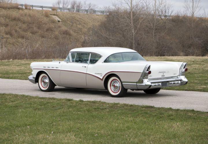 1957 Buick Roadmaster 75 2-door Riviera cars classic wallpaper