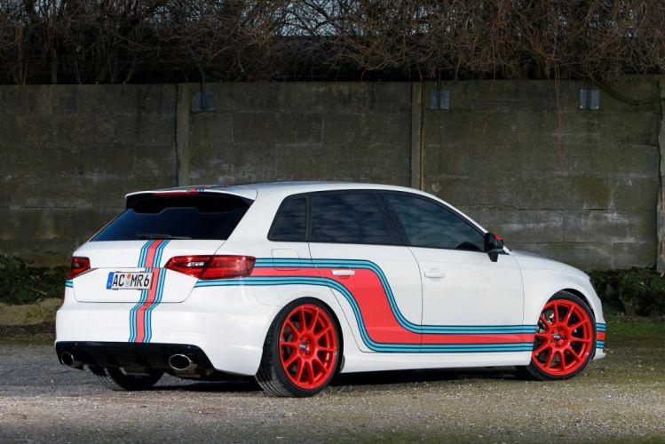 2016 MR Car Design Audi RS3 Sportback cars modified wallpaper