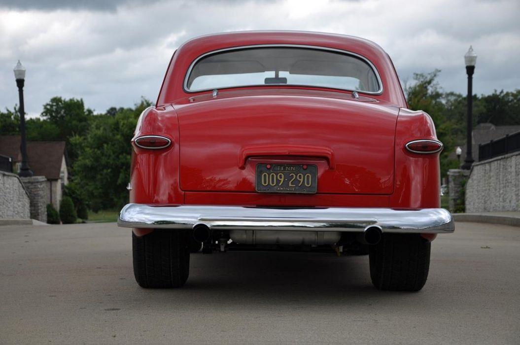 1950 Ford Coupe Hotrod Streetrod Hot Rod Street Custom USA--08 wallpaper