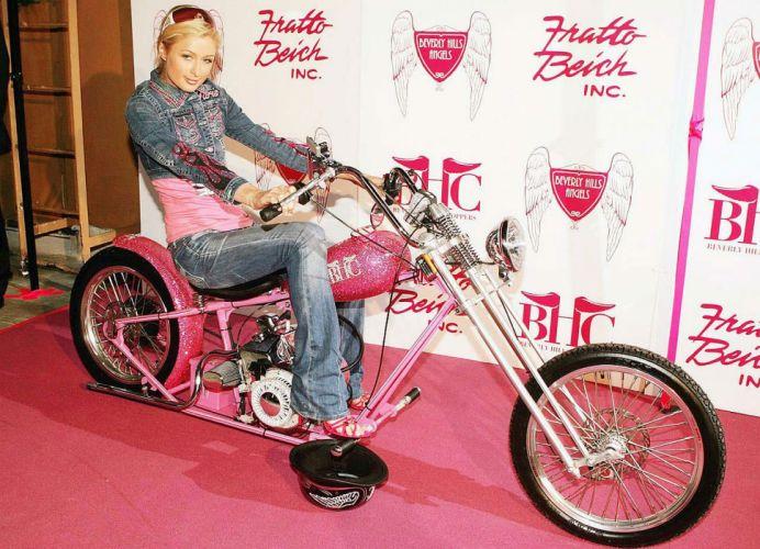 CHOPPER motorbike custom bike motorcycle hot rod rods bobber paris hilton wallpaper
