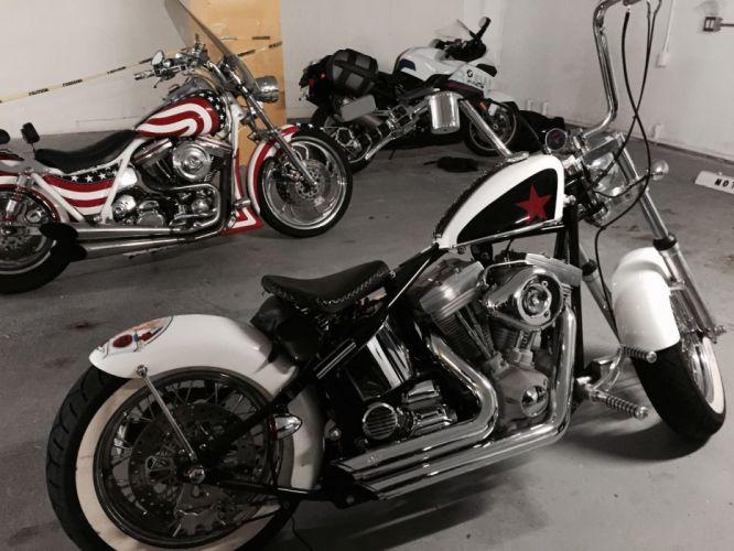 BOBBER motorbike custom bike motorcycle hot rod rods chopper wallpaper
