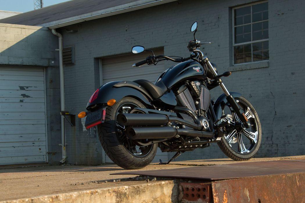 2016 Victory Vegas 8-Ball motorbike bike motorcycle wallpaper