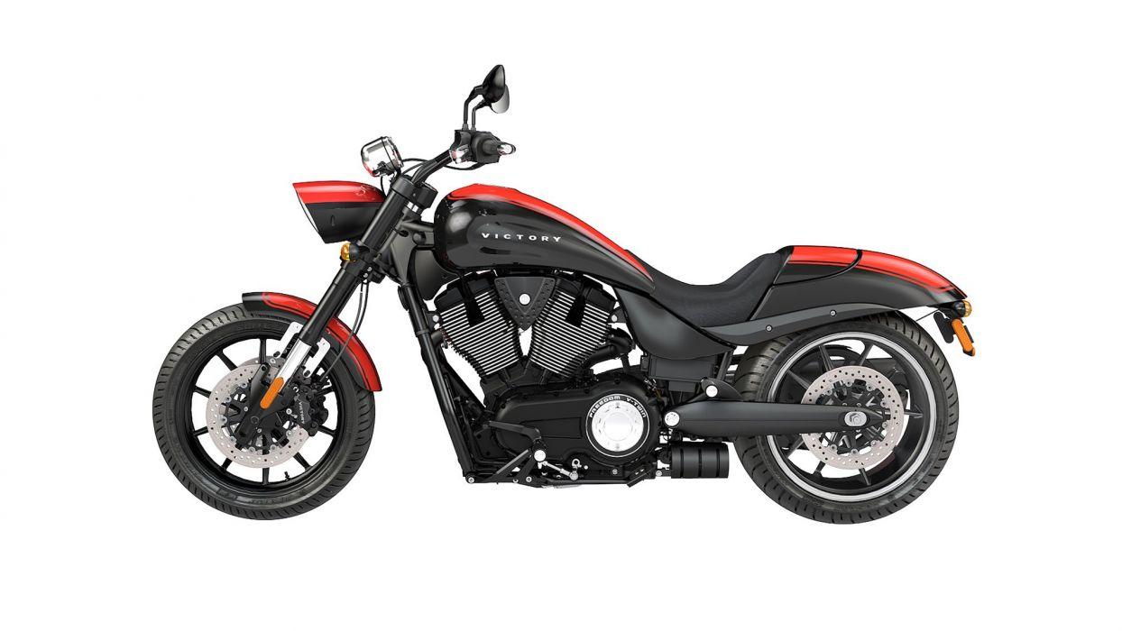 2016 Victory Hammer S motorbike bike motorcycle wallpaper