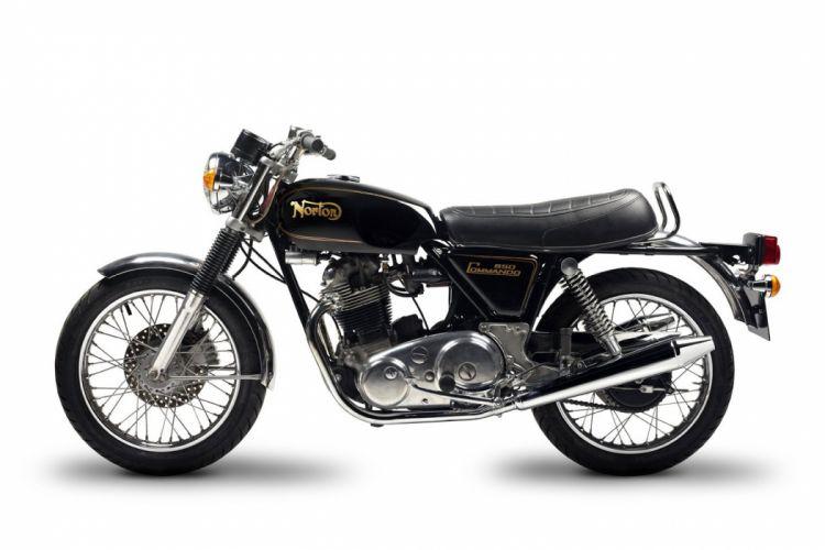 NORTON Cafe Racer motorbike bike motorcycle race racing wallpaper