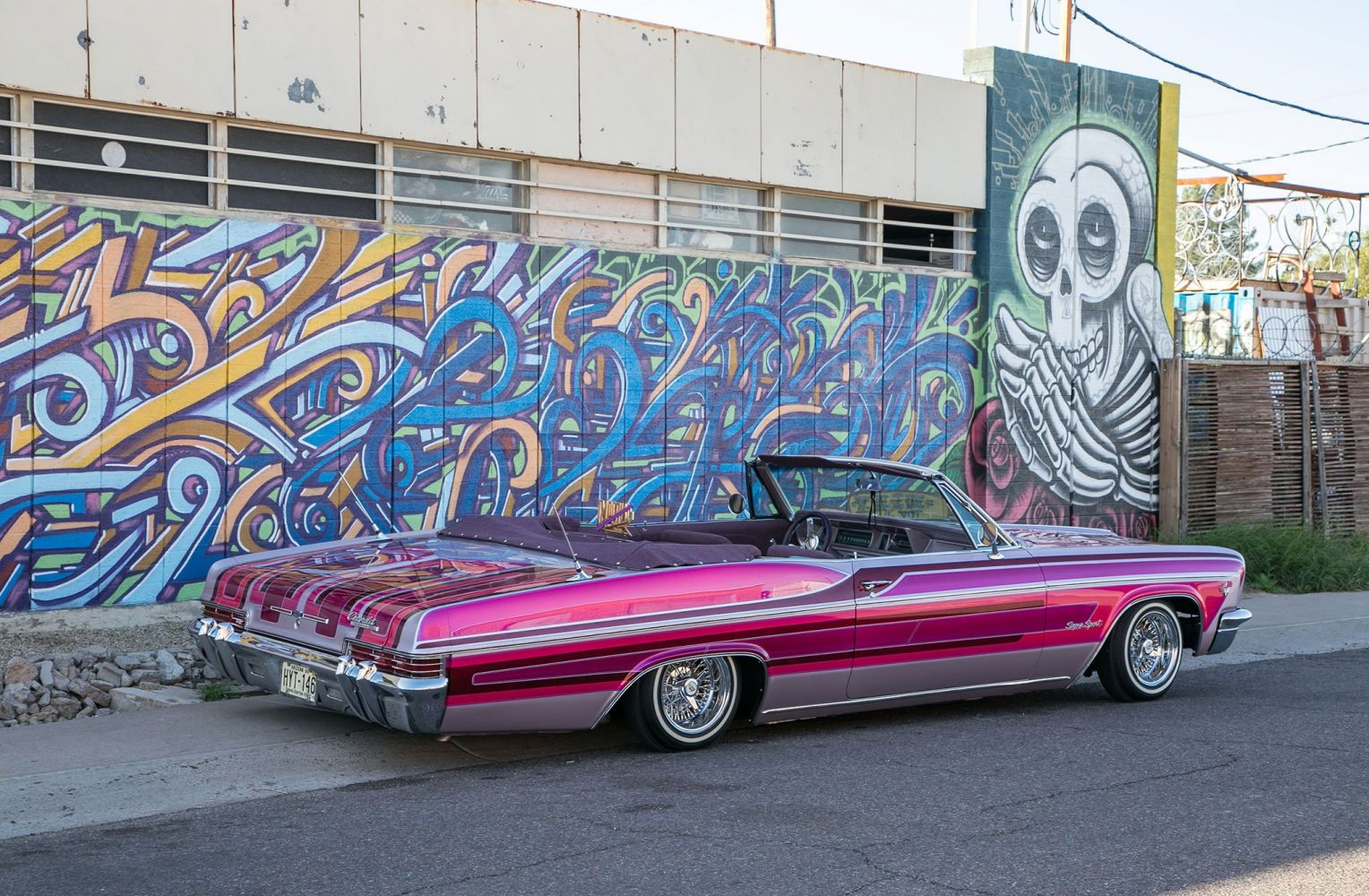 Lowrider next door — photo 7