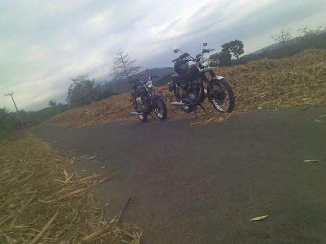 Honda CB wallpaper