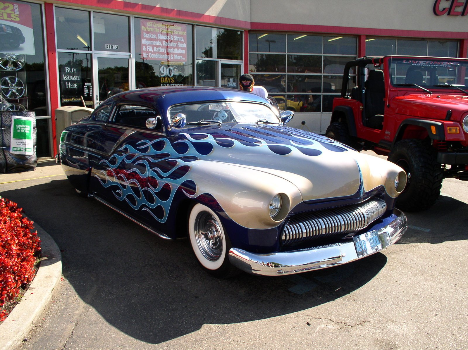 1950 mercury hotrod hot rod custom kustom old school usa. Black Bedroom Furniture Sets. Home Design Ideas