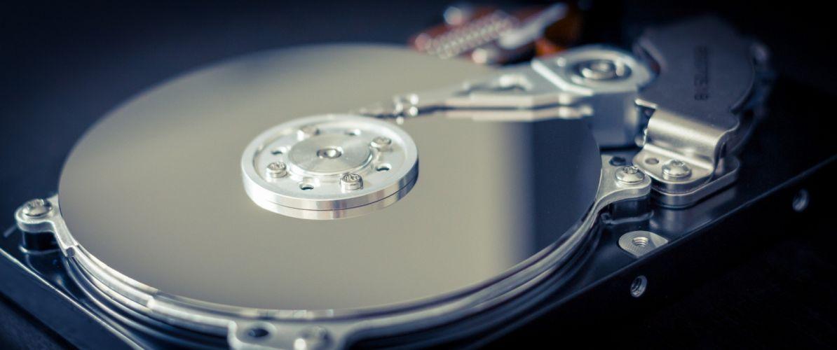 disco duro ordenador wallpaper