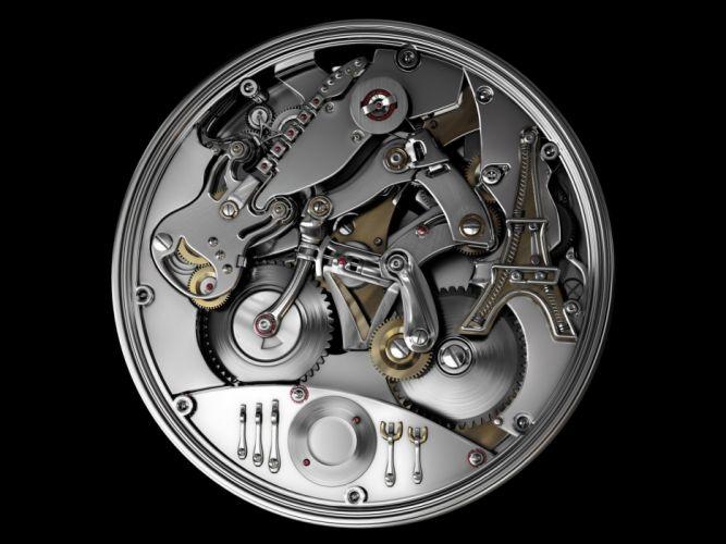 mecanismo reloj engranajes wallpaper