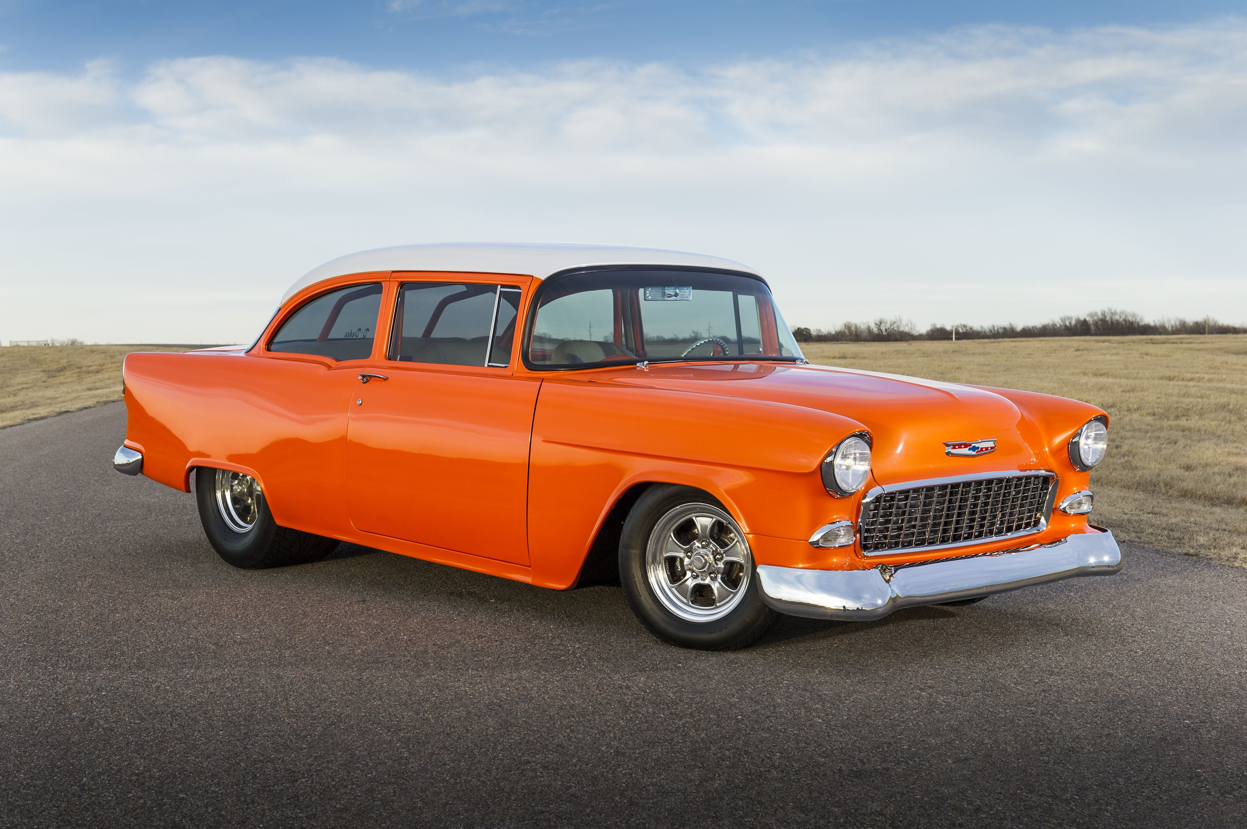 Classic Chevy Cars