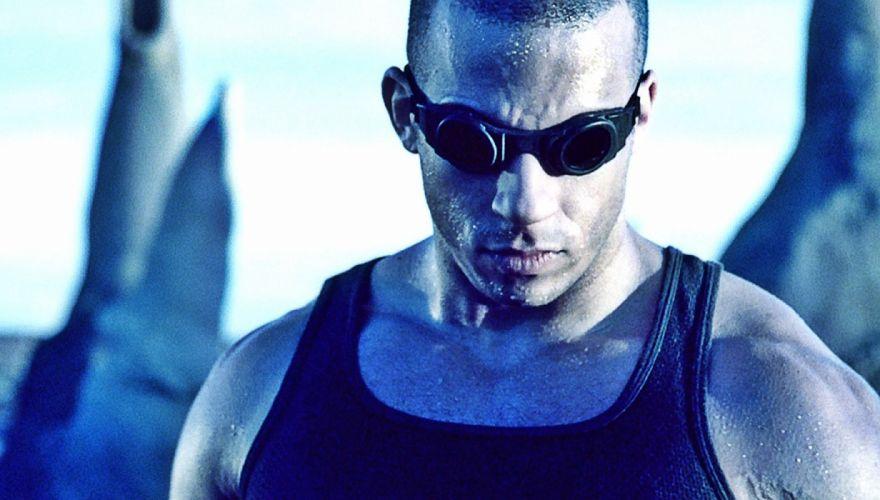 RIDDICK action thriller sci-fi chronriddick Futuristic fantasy warrior fighting wallpaper