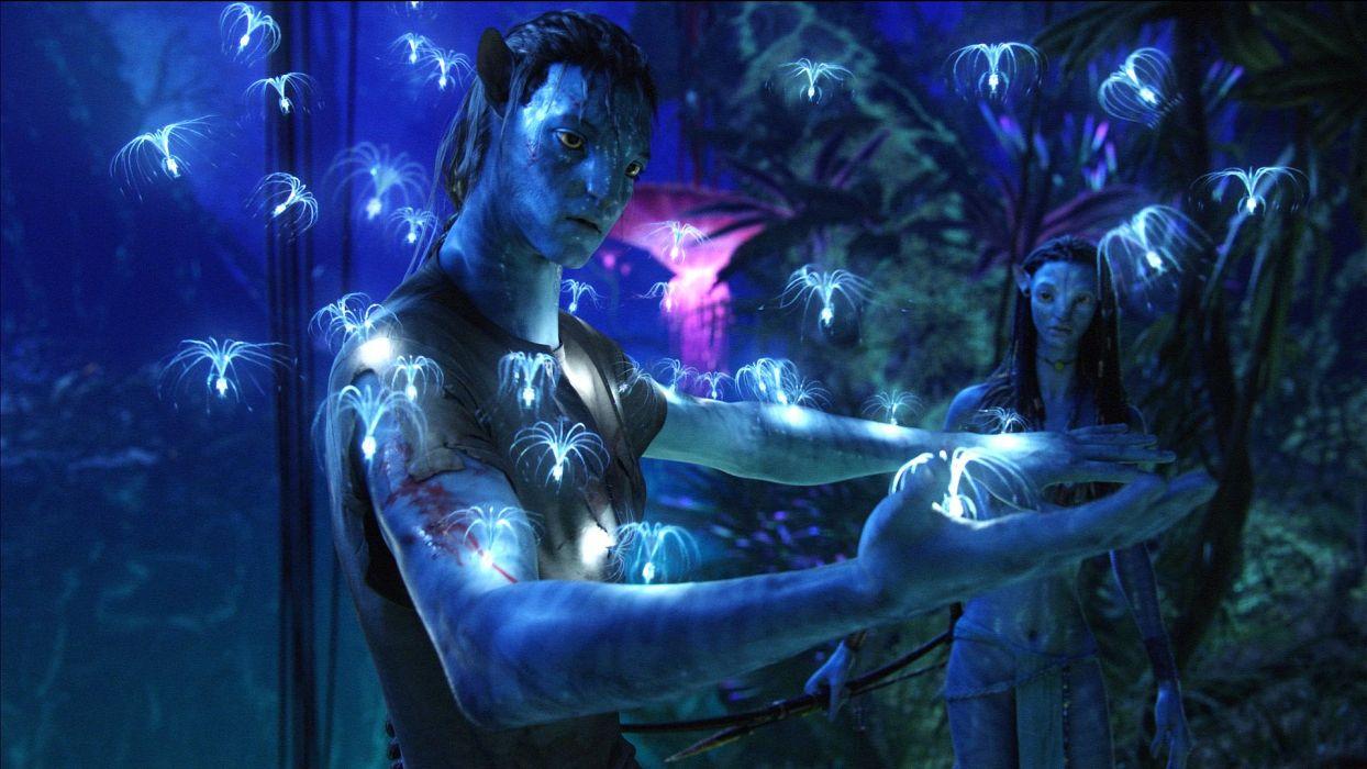 AVATAR fantasy action adventure sci-fi futuristic alien aliens warrior fighting wallpaper