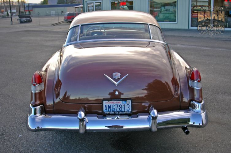 1951 Cadillac Series 62 Classic Old Vintage USA 1500x1000-16 wallpaper