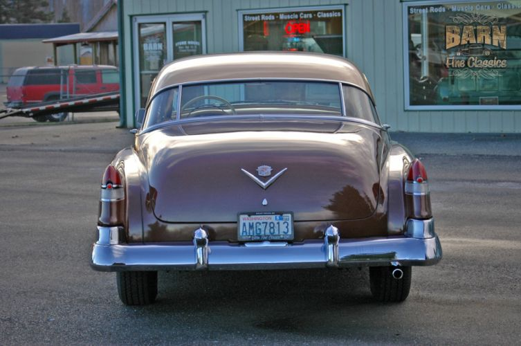 1951 Cadillac Series 62 Classic Old Vintage USA 1500x1000-28 wallpaper