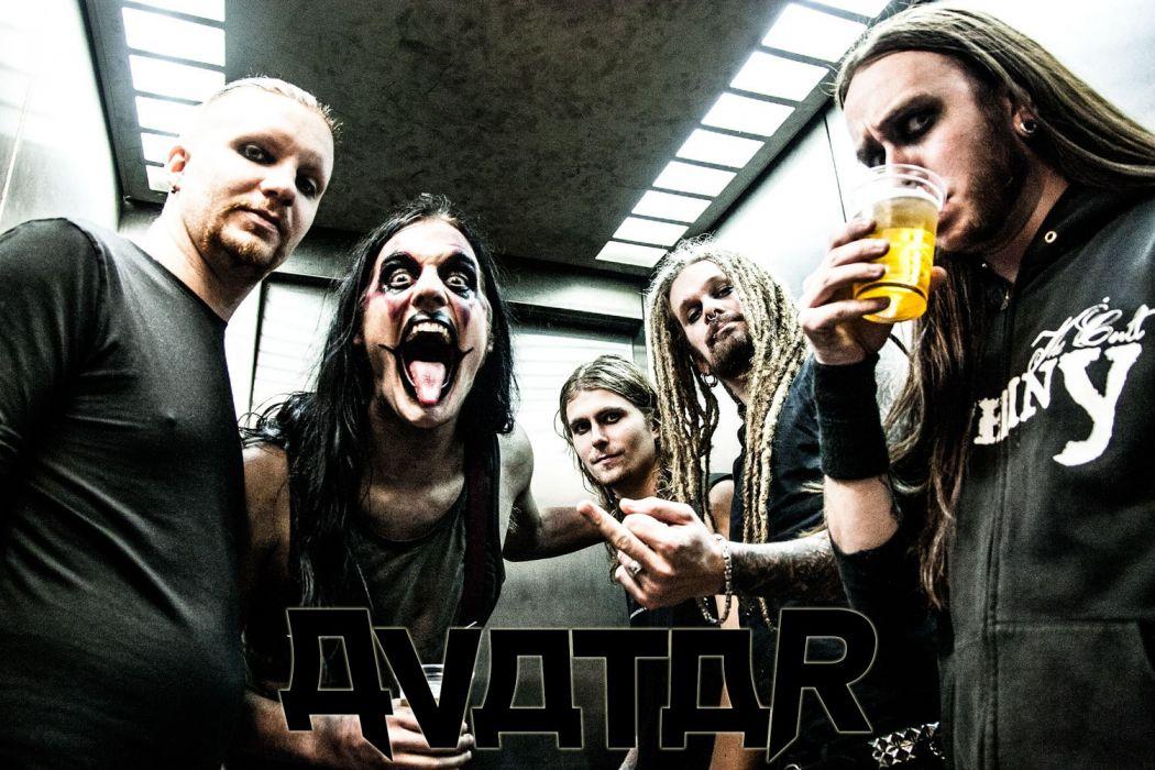 AVATAR heavy metal rap wallpaper