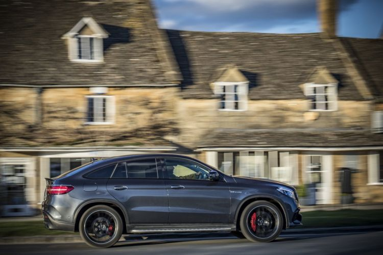 Mercedes AMG GLE 63 S 4MATIC Coupe UK-spec (C292) cars suv 2015 wallpaper