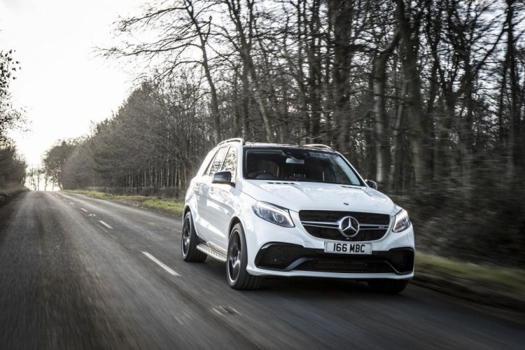 Mercedes AMG GLE 63 S 4MATIC UK-spec (W166) cars suv 2015 wallpaper