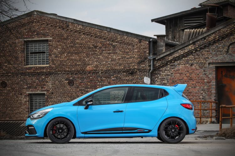 2016 PM WALDOW RENAULT CLIO cars modified wallpaper