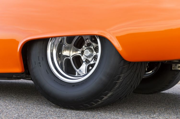 1955 Chevrolet Chevy 150 Pro Street Hot Super Drag USA -17 wallpaper