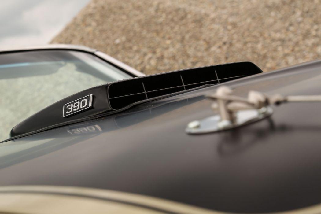1969 Ford Mustang Convertible S-Code Shape Shifter Rare Muscle Original USA -07 wallpaper