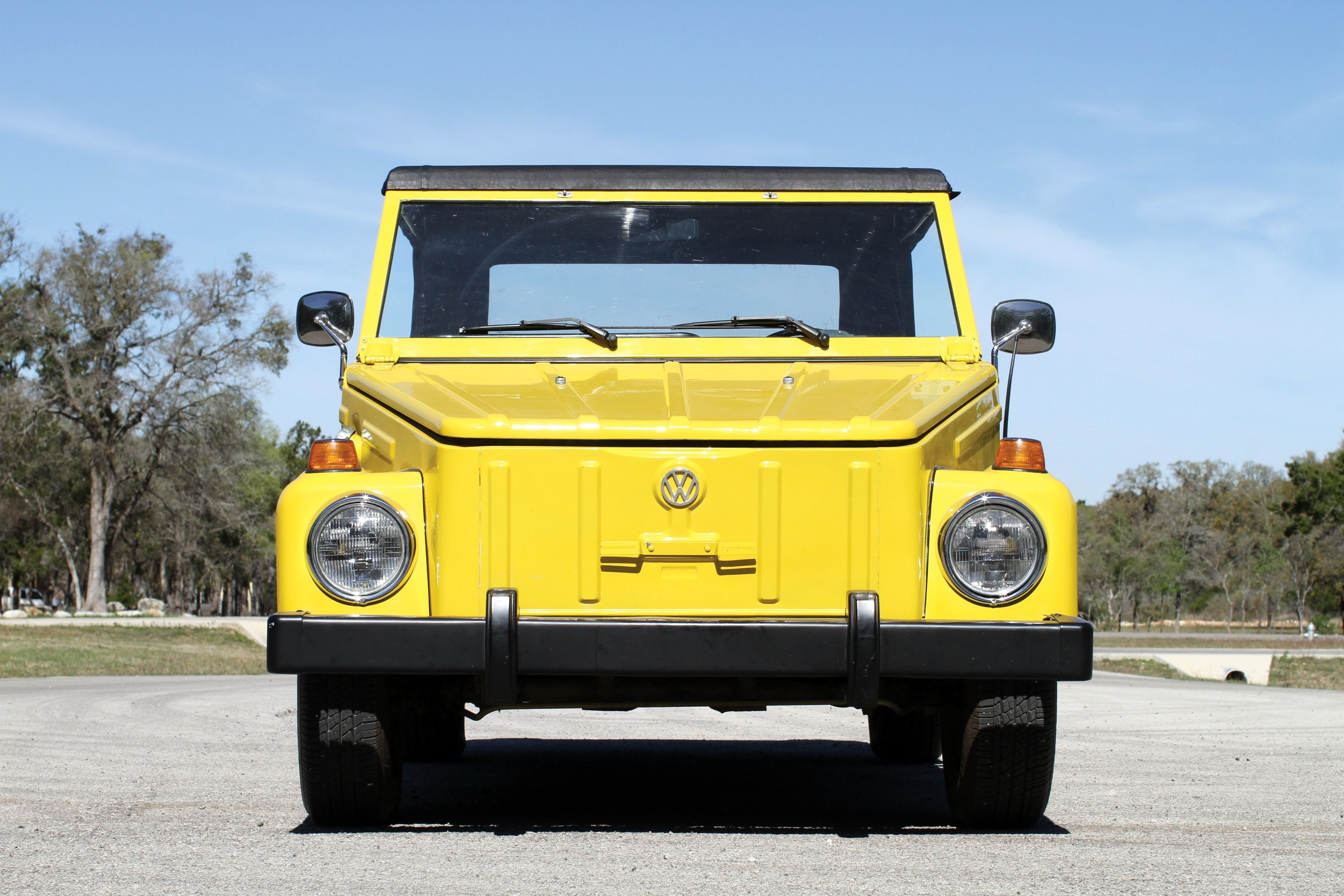 1974 Volkswagen The Thing Type 181 Cars Classic Convertible Wallpaper 4096x2731 923332 Wallpaperup