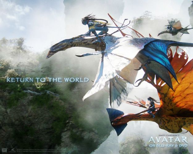AVATAR fantasy action adventure sci-fi futuristic alien aliens warrior fighting disney poster wallpaper