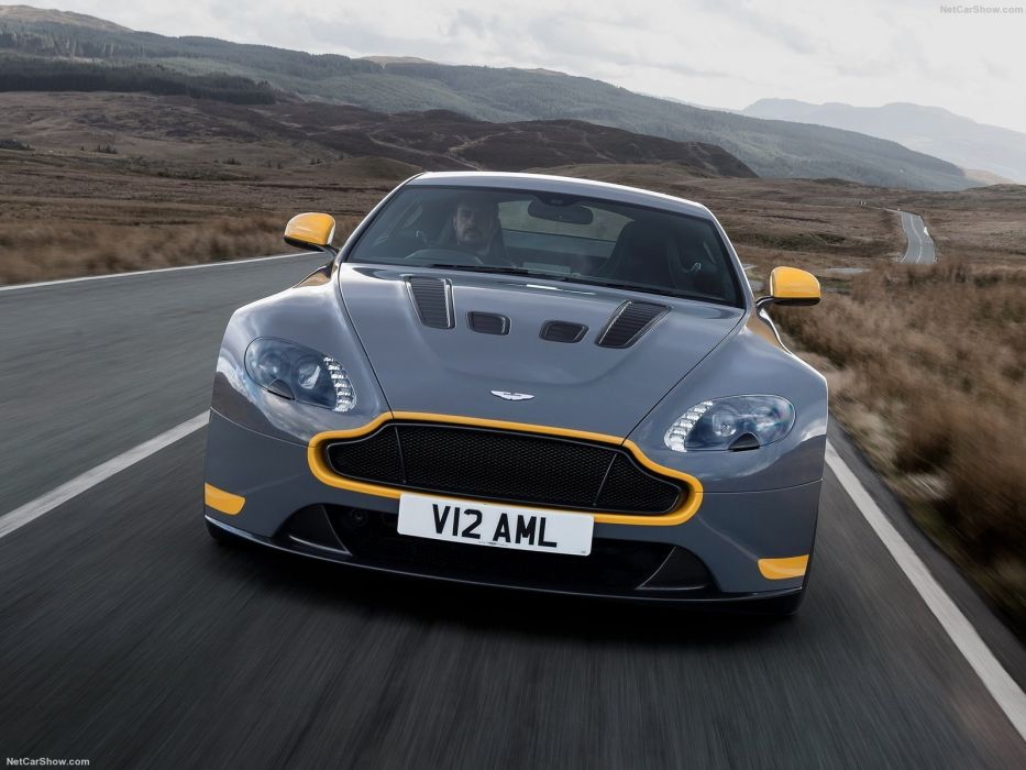 Aston Martin V12 Vantage S cars 2016 wallpaper