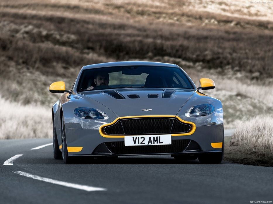 Aston Martin V12 Vantage S cars 2016 wallpaper
