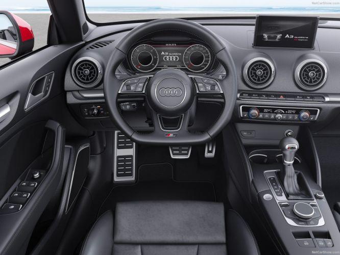 Audi A3 Cabriolet cars 2016 wallpaper