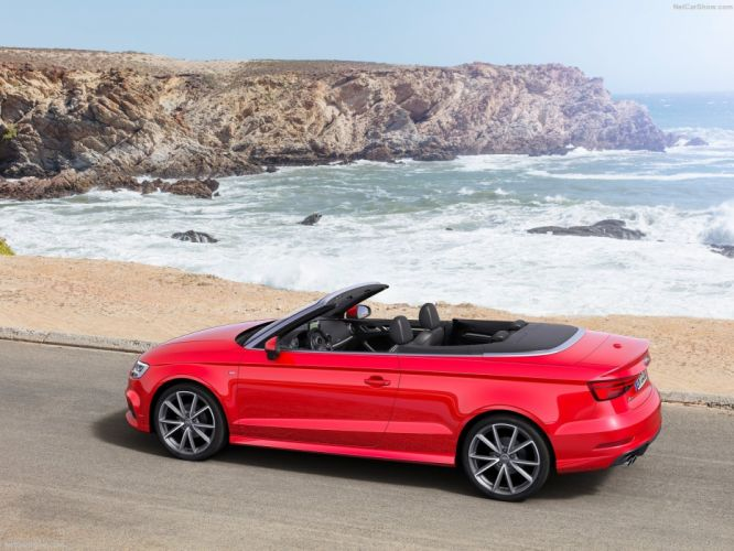 Audi A3 Cabriolet cars 2016 wallpaper