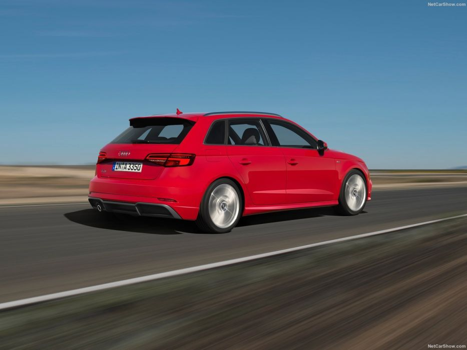 Audi A3 Sportback cars 2016 wallpaper