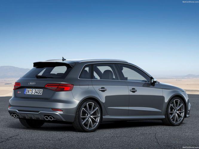 Audi S3 Sportback cars 2016 wallpaper