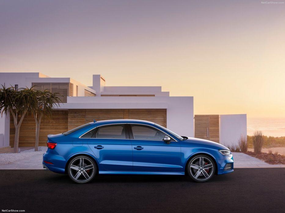 Audi S3 Sedan cars 2016 wallpaper