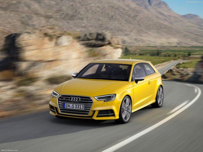 Audi S3 cars 2016 wallpaper