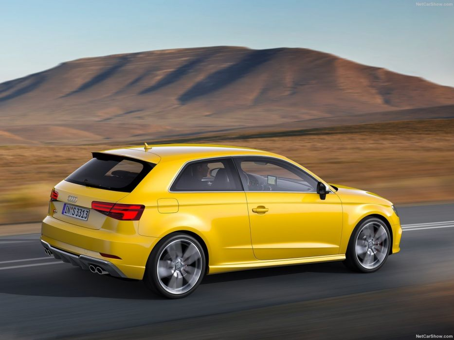 Audi S3 cars 2016 wallpaper