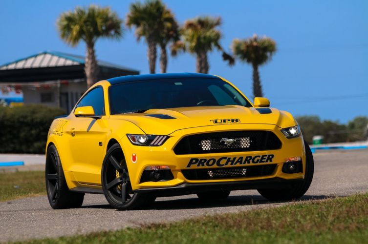 2015 Ford Mustang S550 MAK Pro Touring Charger Super Car USA -02 wallpaper