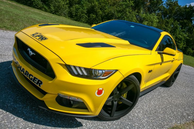 2015 Ford Mustang S550 MAK Pro Touring Charger Super Car USA -03 wallpaper