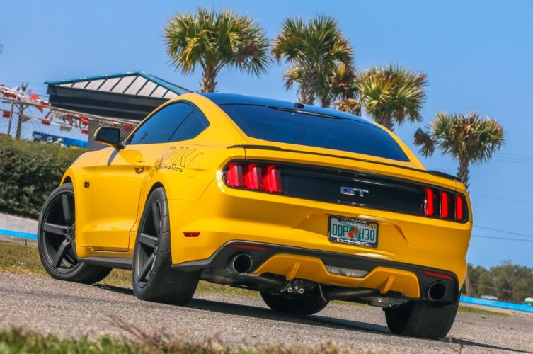 2015 Ford Mustang S550 MAK Pro Touring Charger Super Car USA -11 wallpaper