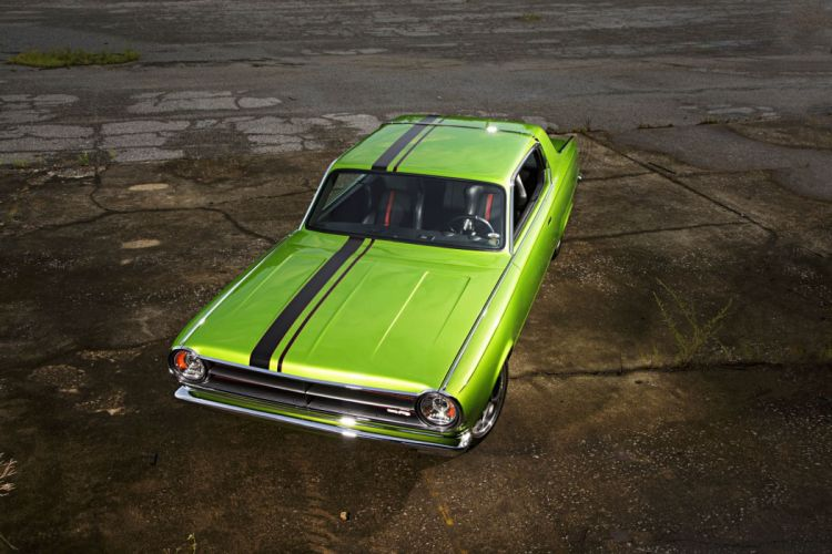1965 Dodge Dart Big Oak Pro Touring Street Drag Hot Super Car USA -05 wallpaper
